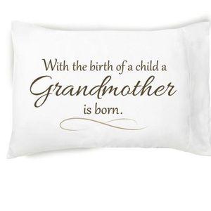LAST ONE - Faceplant - Grandmother Pillowcase